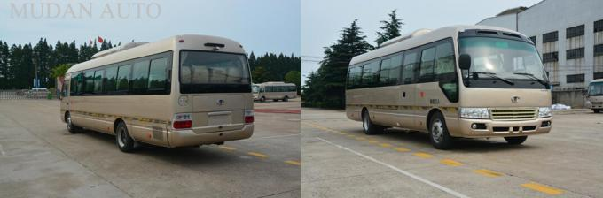 Mitsubishi Rural Coaster Minibus Passenger Sightseeing Tour Bus 6M Length