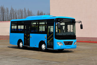 China Euro 3 Transportation Small Inter City Buses High Roof Minibus 91 - 110 Km / H supplier