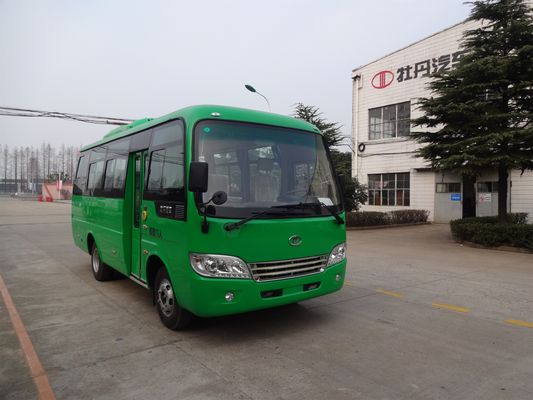 China Commercial Utility Vehicles Diesel Mini Bus 25 Seater Minibus MD6758 coach supplier