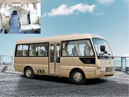 China Right Hand Drive Vehicle 25 Seater Minibus 2+2 Layout With Air Conditioner factory