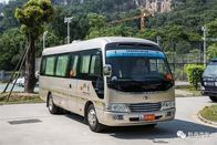 China 10-18 Seats Tourist Isuzu Coaster Mini Bus Luggage City Transportation factory