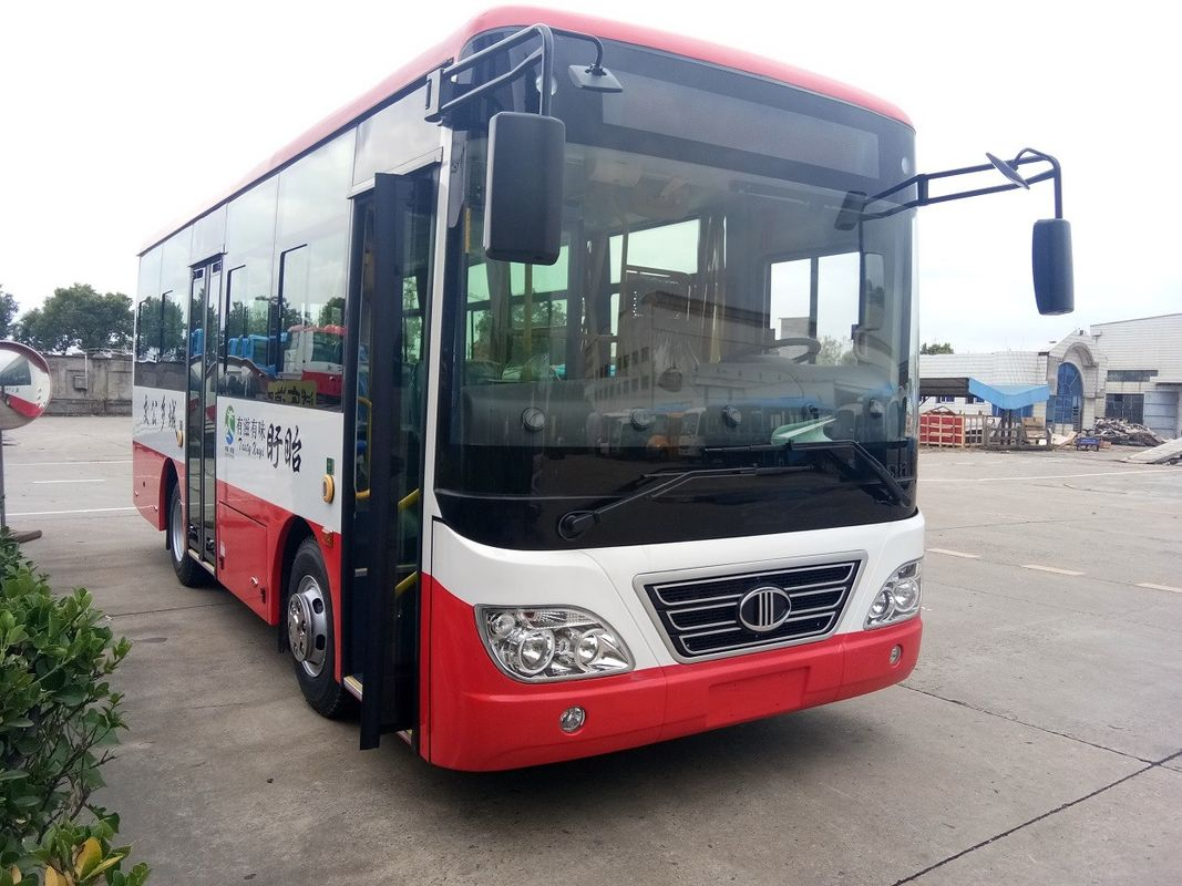 80l Inter City Buses Fuel Wheelchair Ramp Lhd Steering