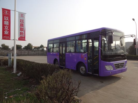 China Low Floor Inter City Buses 48 Seater Coaches 3300mm Wheel Base distributor