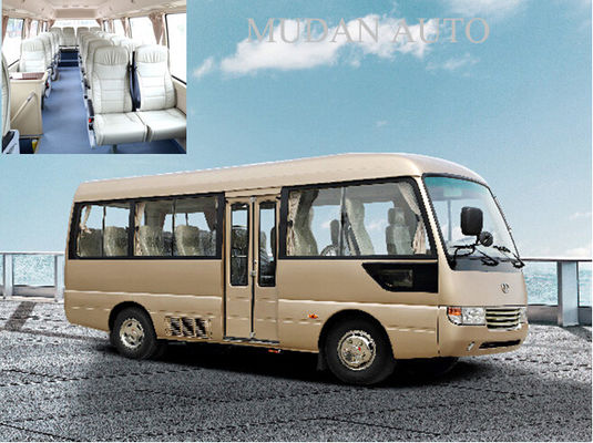 China 7.00R 16 Tires 23 Seater Minibus Sliding Window Passenger Commercial Vehicle distributor