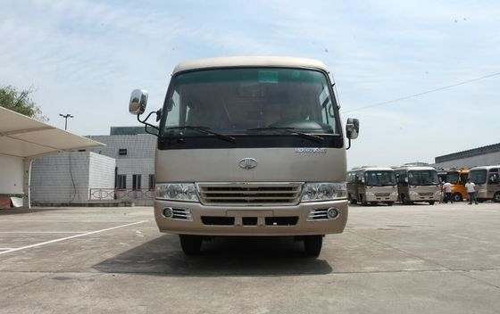 China Countryside Rosa Minibus Drum / Dis Brake Service Bus With JAC LC5T35 Gearbox distributor