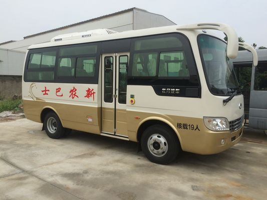 China Star Travel Multi - Purpose Buses 19 Passenger Van For Public Transportation distributor