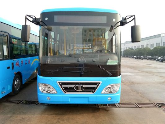 China Passenger Inter City Buses Mudan Vehicle Travel With Air Condition Power Steering distributor