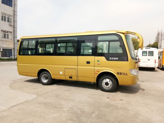 China 2800 Cc Diesel Engine Transport Minivan / 10 Passenger Bus 7 Meter Coaster Type distributor